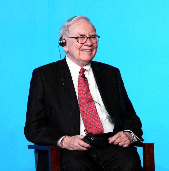 Warren-Buffet-US-Philanthropist-and-worlds-richest-man